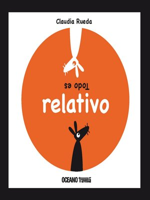 cover image of Todo es relativo