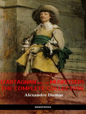 cover image of D'Artagnan and the Musketeers