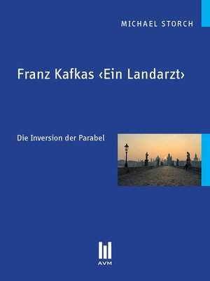 "cover image of Franz Kafkas ""Ein Landarzt"""
