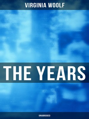 cover image of The Years (Unabridged)