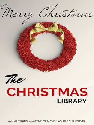 cover image of The Christmas Library
