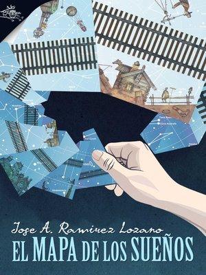 cover image of El mapa de los sueños