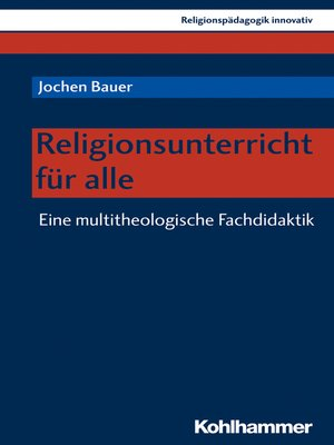 cover image of Religionsunterricht für alle