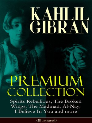 cover image of KAHLIL GIBRAN Premium Collection
