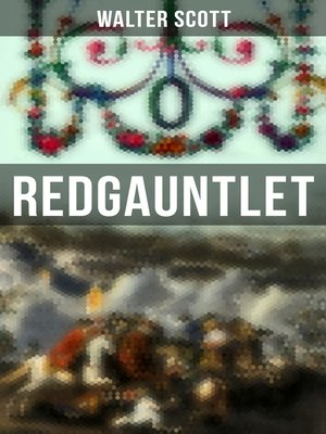 cover image of Redgauntlet