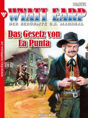 cover image of Wyatt Earp 192 – Western