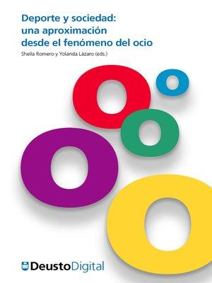 cover image of Deporte y sociedad