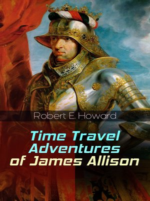 cover image of Time Travel Adventures of James Allison