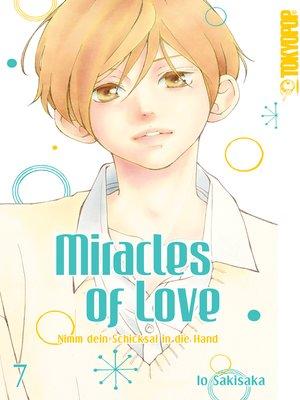 cover image of Miracles of Love--Nimm dein Schicksal in die Hand 07