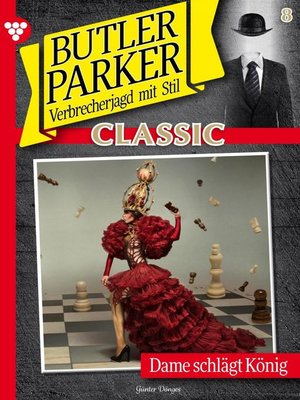 cover image of Butler Parker Classic 8 – Kriminalroman