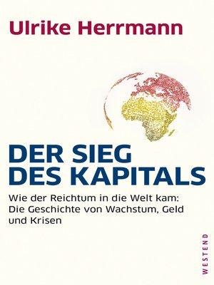 cover image of Der Sieg des Kapitals