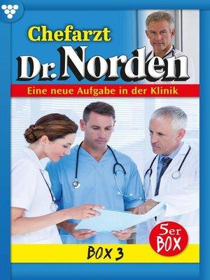 cover image of Chefarzt Dr. Norden Box 3 – Arztroman