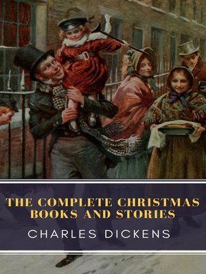 cover image of The Complete Christmas Books and Stories