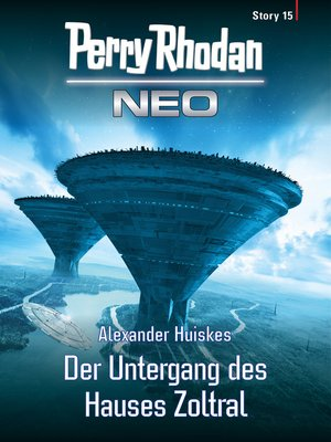 cover image of Perry Rhodan Neo Story 15