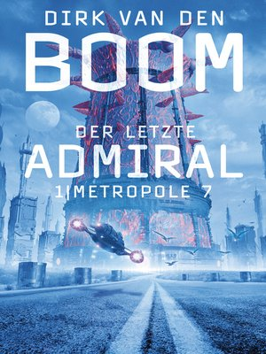 cover image of Der letzte Admiral 1