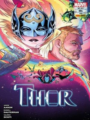cover image of Thor 4--Krieg gegen die Shi'ar