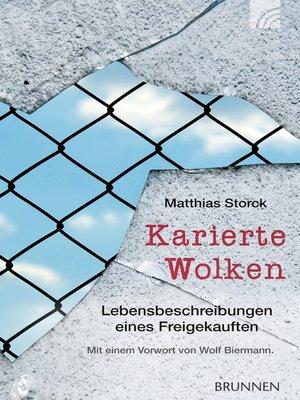 cover image of Karierte Wolken