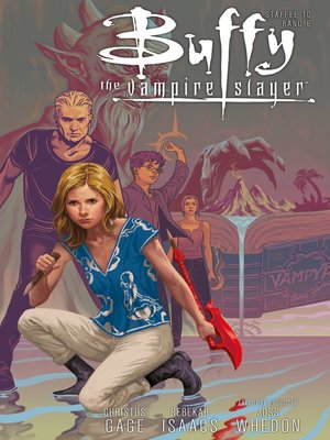 cover image of Buffy the Vampire Slayer, Staffel 10, Band 6--Steh dazu!