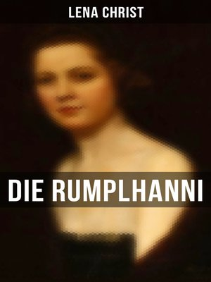 cover image of Die Rumplhanni