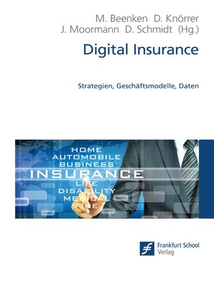 cover image of Digital Insurance
