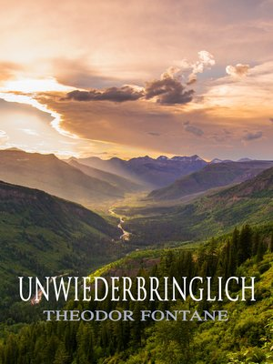 cover image of Unwiederbringlich