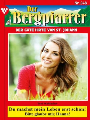 cover image of Der Bergpfarrer 248 – Heimatroman