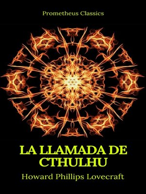 cover image of La Llamada de Cthulhu (Prometheus Classics)
