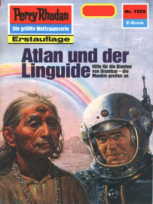 cover image of Perry Rhodan 1559