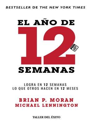 cover image of El año de 12 semanas