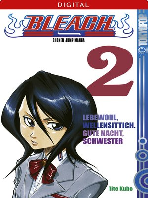 cover image of Bleach 02