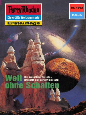 cover image of Perry Rhodan 1662