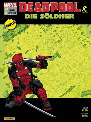 cover image of Deadpool & die Söldner 1--Für eine Handvoll Dollar