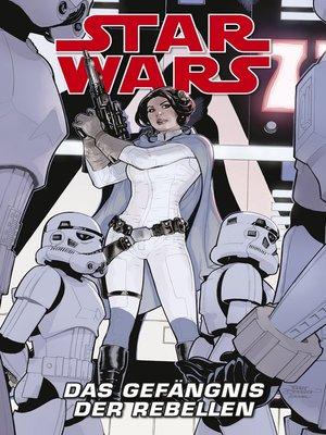 cover image of Star Wars--Das Gefängnis der Rebellen