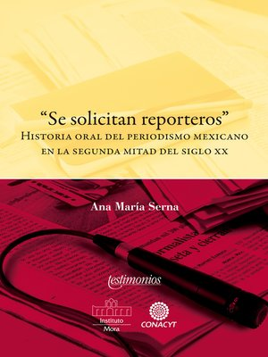 "cover image of ""Se solicitan reporteros"""