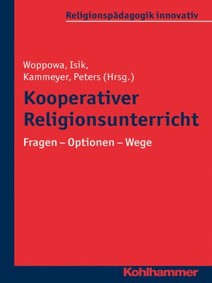 cover image of Kooperativer Religionsunterricht