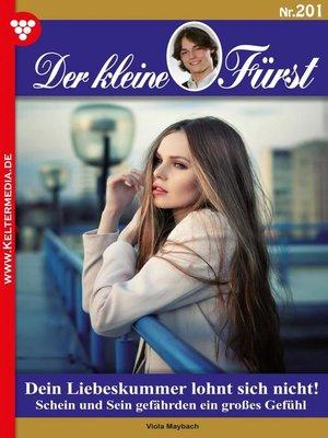 cover image of Der kleine Fürst 201 – Adelsroman