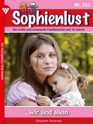 cover image of Sophienlust 253 – Familienroman