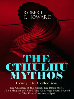 the complete cthulhu mythos tales ebook