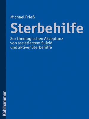 cover image of Sterbehilfe