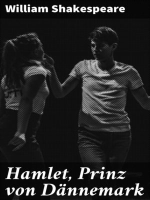 cover image of Hamlet, Prinz von Dännemark