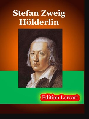cover image of Hölderlin