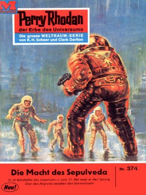 cover image of Perry Rhodan 374