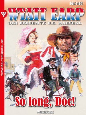 cover image of Wyatt Earp 142 – Western