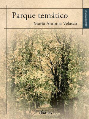 cover image of Parque temático