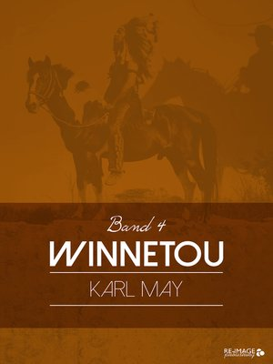 cover image of Winnetou 4
