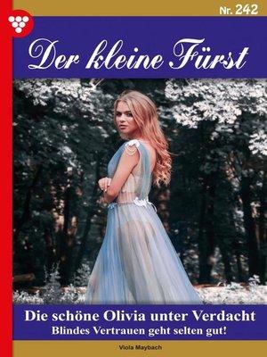 cover image of Der kleine Fürst 242 – Adelsroman