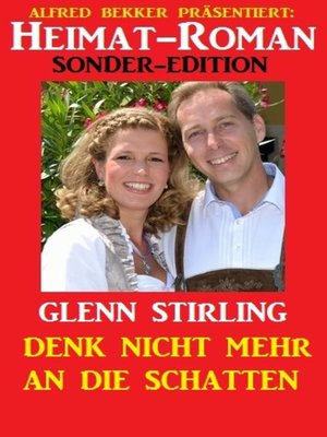 cover image of Denk nicht mehr an die Schatten