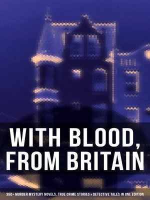 cover image of WITH BLOOD, FROM BRITAIN