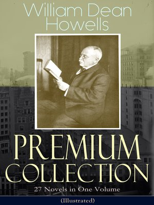 cover image of William Dean Howells--Premium Collection
