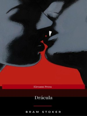 cover image of Drácula (Eireann Press)